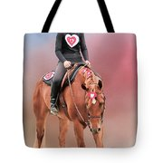 Equestrian Competition Tote Bag