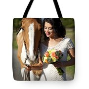 Equine Companion Tote Bag