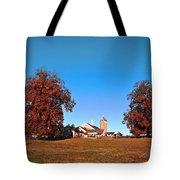 Erdenheim Farm In Autumn Tote Bag