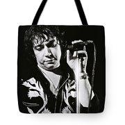 Eric Burdon In Concert-2 Tote Bag