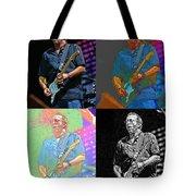 Eric Clapton Pop Tote Bag