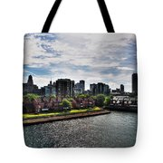Erie Basin Marina Summer Series 0002 Tote Bag