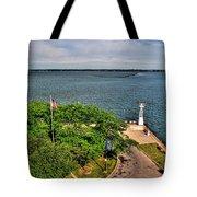 Erie Basin Marina Summer Series 0004 Tote Bag