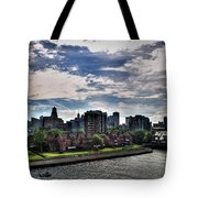 Erie Basin Marina Summer Series 0005 Tote Bag