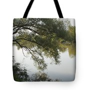 Erie Canal Turning Basin Tote Bag