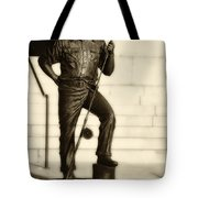 Ernest Hemingway The Old Man And The Sea Tote Bag