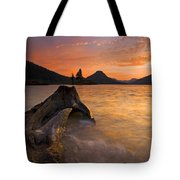 Eroded Away Tote Bag