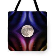 Erotic Moonlight Tote Bag