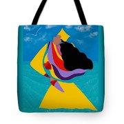 Erzulie Haitian Goddess Of Love Tote Bag
