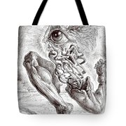 Escape From Objective Reality Tote Bag