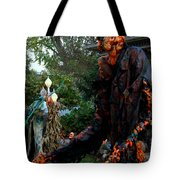 Escape From The Pumpkin Patch Tote Bag