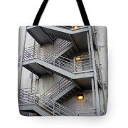 Escape Into The Grey Tote Bag