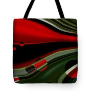 Escaping Tote Bag