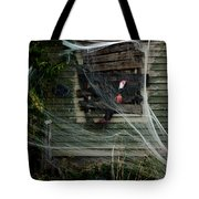 Escaping The Web Tote Bag