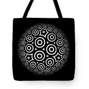 Escher Disc 2 Tote Bag