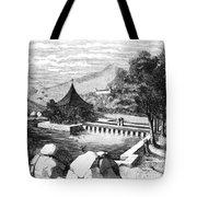 Escorial: La Granjilla Tote Bag