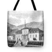 Escorial: Princes House Tote Bag