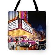 Esquire Theater Tote Bag