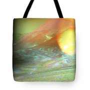 Essence Of Wyoming-spring Summer Fall Tote Bag