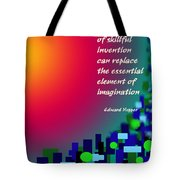 Essential Elements Tote Bag