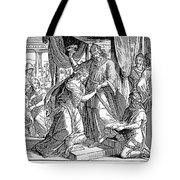 Esther & Ahasuerus Tote Bag