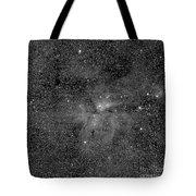 Eta Carinae Nebula, Cassini Image Tote Bag