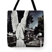 Eternal Angel Tote Bag