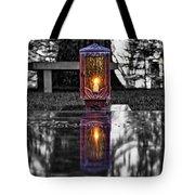 Eternal Reflection Tote Bag