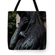 Eternal Sorrow D2748 Tote Bag by Wes and Dotty Weber