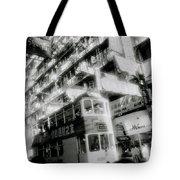 Ethereal Hong Kong  Tote Bag