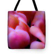 Ethereal Pink Tulips Tote Bag