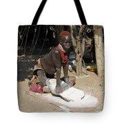 Ethiopia-south Tribesman No.1 Tote Bag
