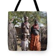 Ethiopia-south Tribeswomen No.1 Tote Bag