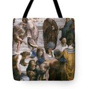 Euclid (fl. C300 B.c.) Tote Bag