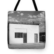 Eugene Building Bw Tote Bag