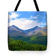 Euphoric Valleys Tote Bag