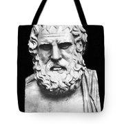 Euripides Tote Bag
