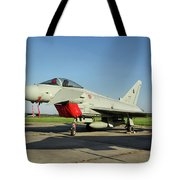 Eurofighter Ef2000 Typhoon Tote Bag