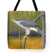 European Goshawk Tote Bag