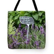 European Markets - Lavender Tote Bag