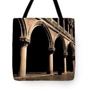 European Stroll Tote Bag