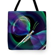 Eve Of The Dragonfly Tote Bag