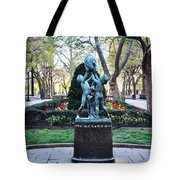 Evelyn Taylor Price Sundial Tote Bag