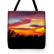 Evening Best Tote Bag