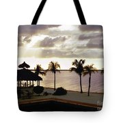 Evening In The Keys - Key Largo Tote Bag