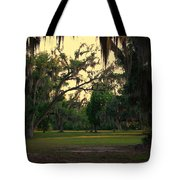 Evening In The Mossy Oaks Tote Bag