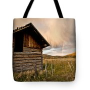 Evening Storm Tote Bag