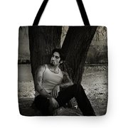 Everybody Needs A Little Time Away Tote Bag
