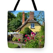Everyday Life In Somerset Tote Bag