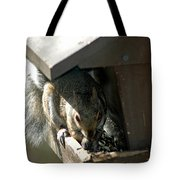 Evil Rodent Tote Bag